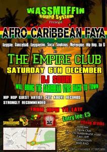 Wassmuffin_Afro-Caribbean-Faya