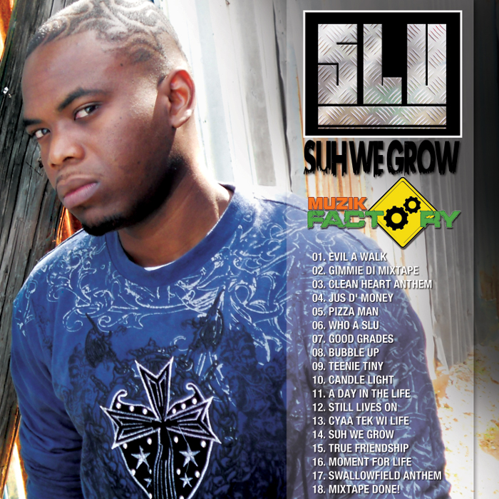 SLU - SUH WE GROW - MUSIK FACTORY