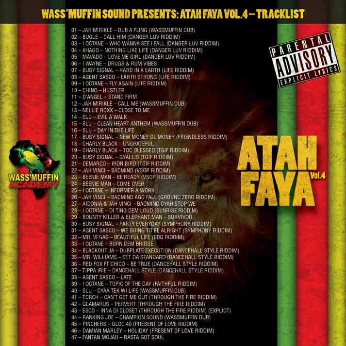 ATAH FAYA VOL 4