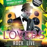 randy valentine wassmuffin lovers rock live