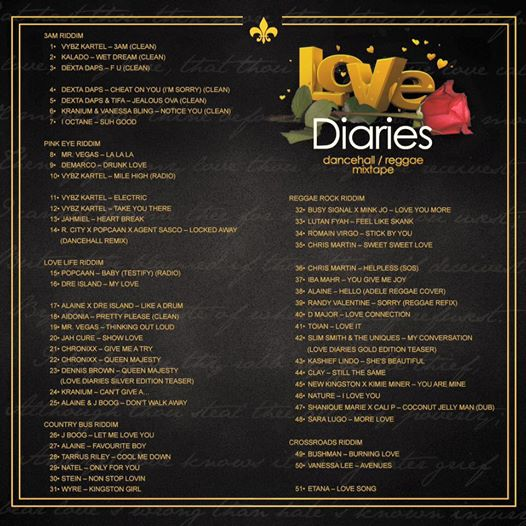 love diaries 5